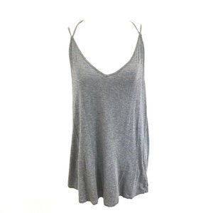 Mercer & Madison XL Sleeveless Strappy Tank Top